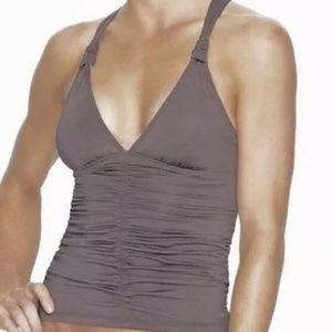 Athleta Swim - ATHLETA Womens Swim Top Suit Aqualuxe Tankini XXS
